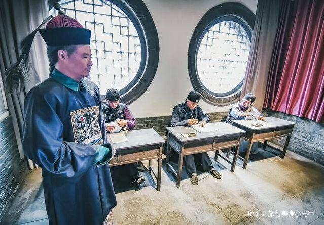 蒲城県清代考院博物館4