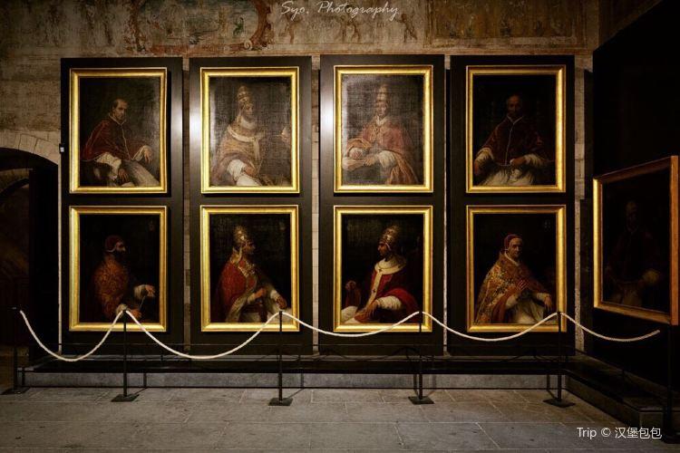 阿維尼翁城牆2