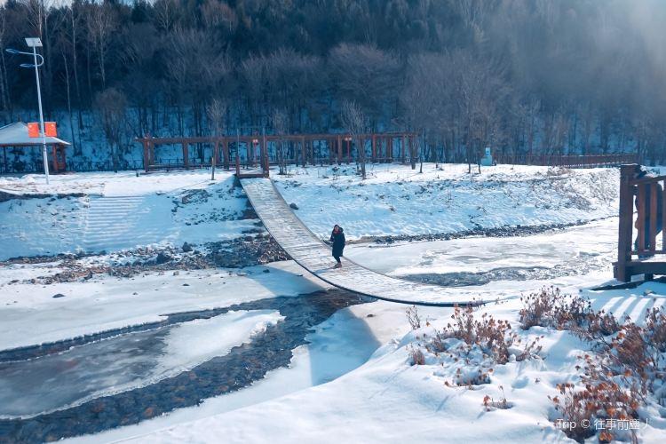 Laobai Mountain Original Ecological Scenic Area3