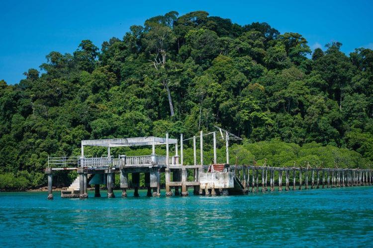 Shizi Island