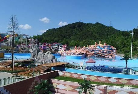 Wanshan Caihonghai Water Amusement Park