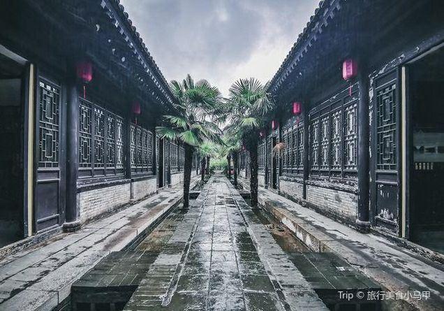 蒲城県清代考院博物館3