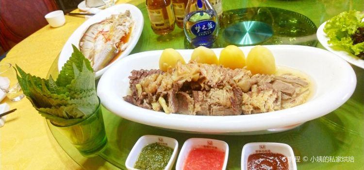 白鹿苑蒙餐(鄂溫克賓館店)1