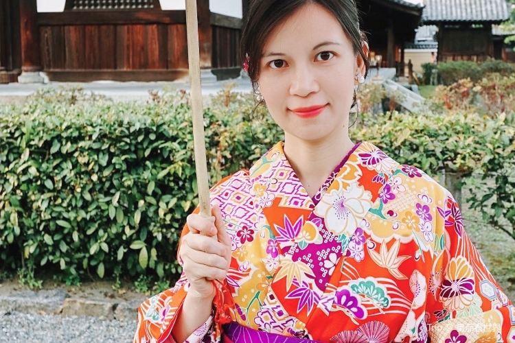 岡本織物店和服體驗2
