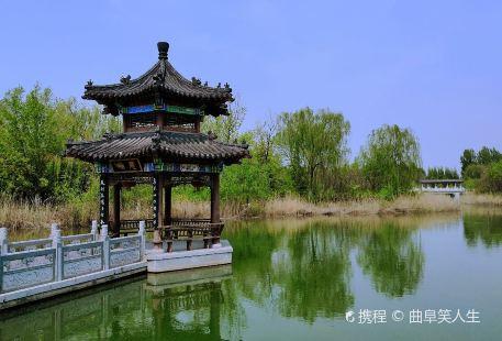 Wenshang Lianhuahu Wetland Sceneic Area