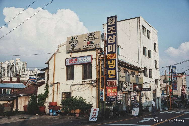 Jajangmyeon Museum4