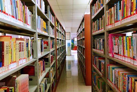 Pengzhou Library