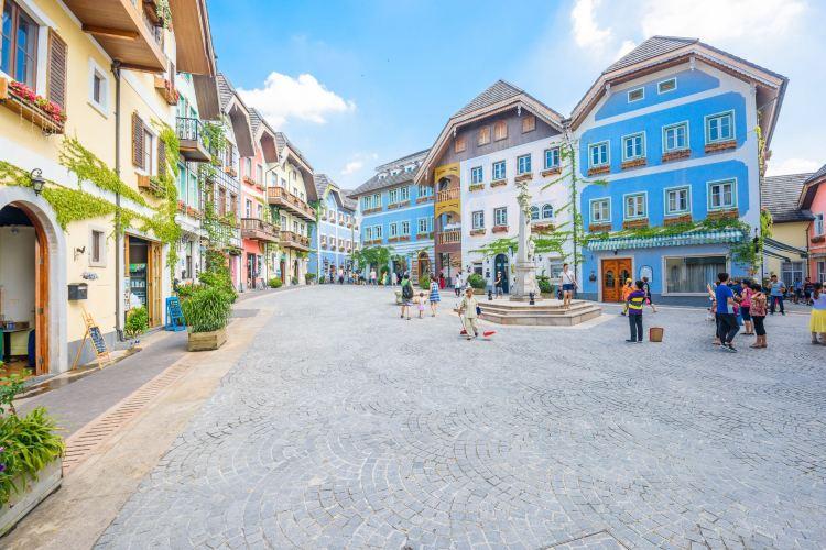 Hallstatt Town4