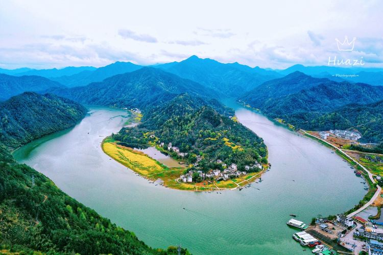 Xin'an River Landscape Gallery4