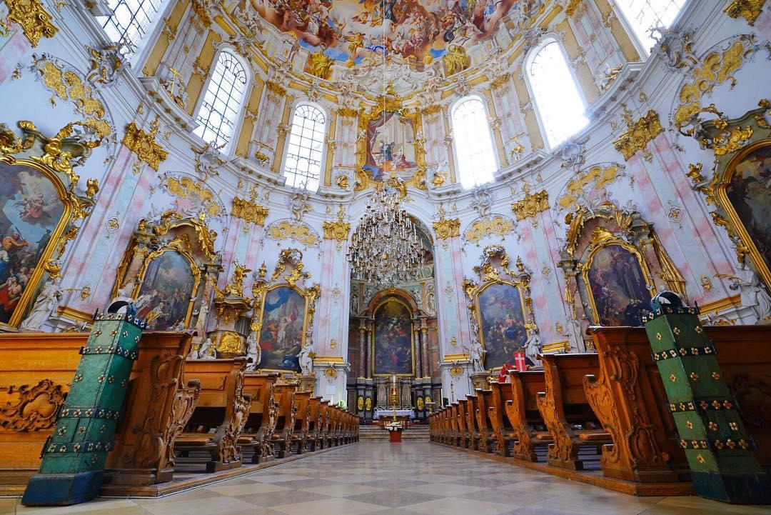 Ettal Abbey travel guidebook –must visit attractions in Bavaria – Ettal  Abbey nearby recommendation – Trip.com