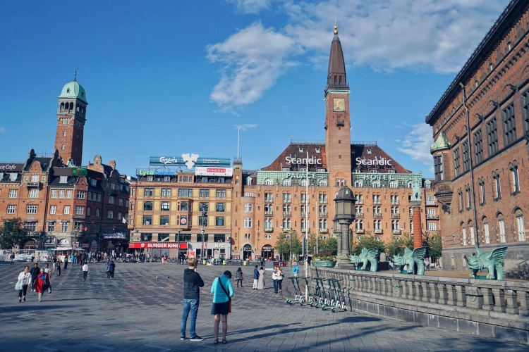 Copenhagen City Hall Square4