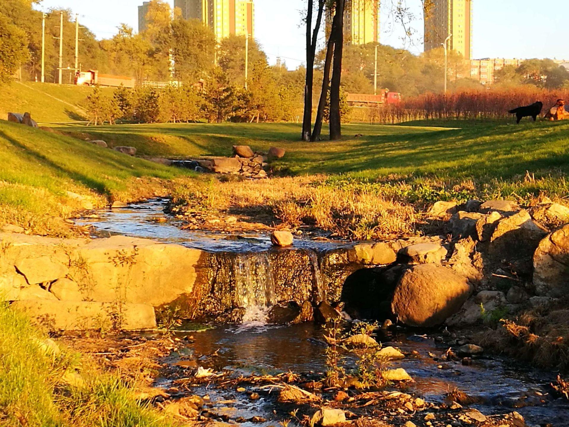 Tianshuihu Park