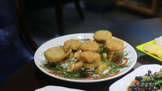 阿寶原味椰子雞老海南味