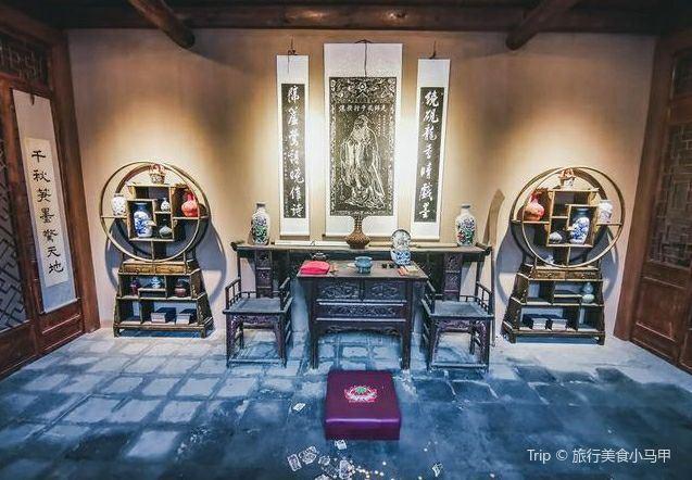 蒲城県清代考院博物館1