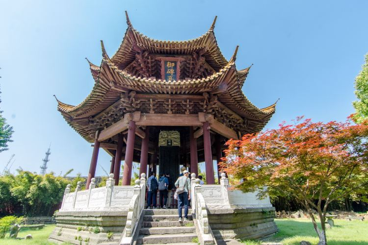 Jiaxing Haishen Temple4
