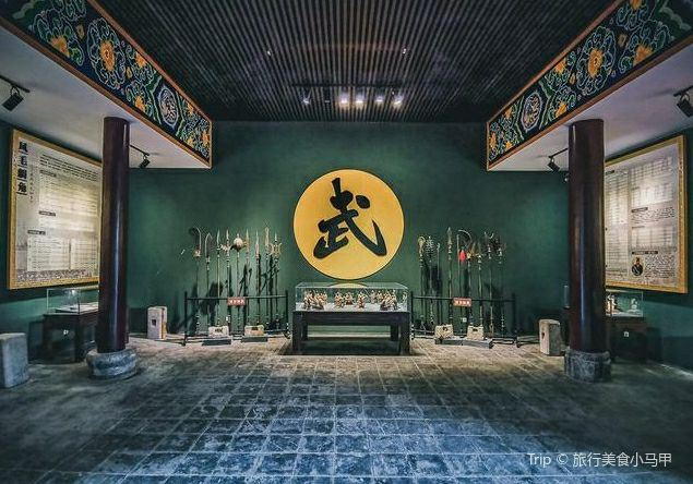 蒲城県清代考院博物館2