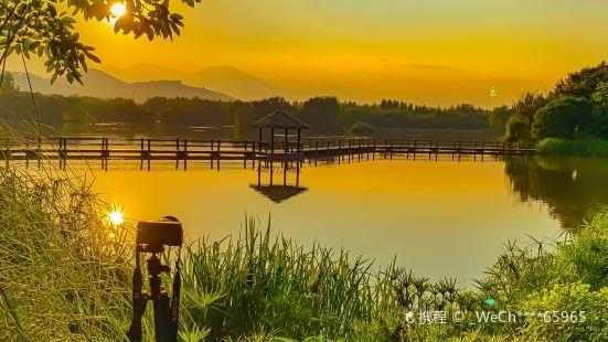 Menglishuixiang Wetland Park