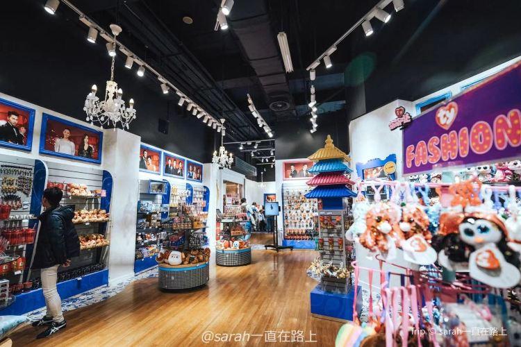 上海杜莎夫人蠟像館4