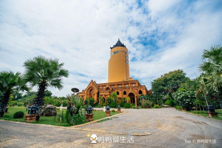 Bagan Nan Myint Tower3