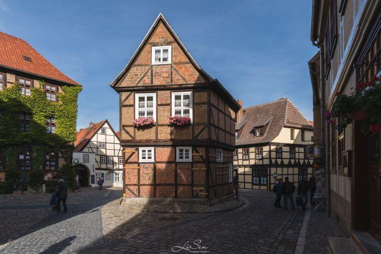 Altstadt Quedlinburg1