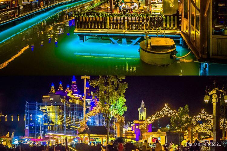 湄公河·六國水上市場2