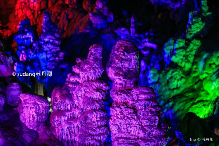 Wanxiang Cave Scenic Area4