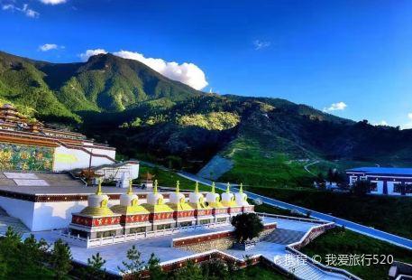 Yanfu Temple (The North Temple) Tourist Area