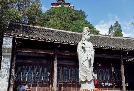 Danxiashan Huguo Temple