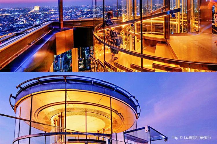 王權雲頂大廈玻璃觀景台3