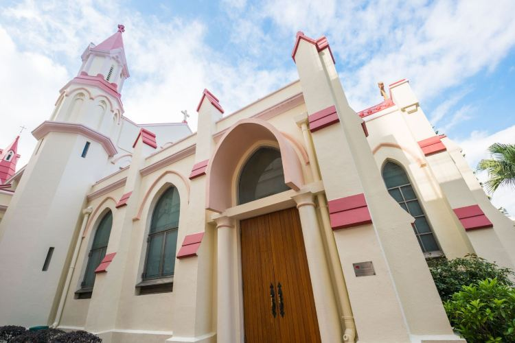 Tsim Sha Tsui Rosary Church3
