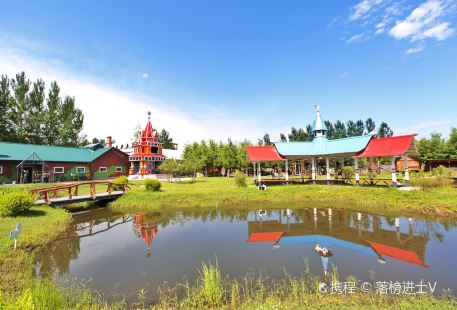 Sanzhixiong Water Amusement Park
