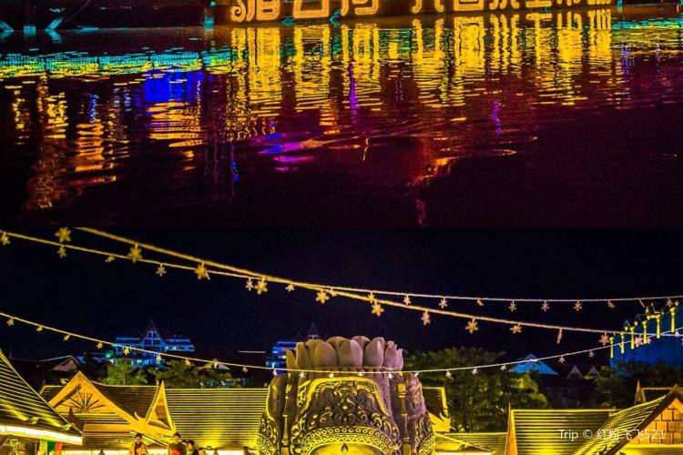 湄公河·六國水上市場4