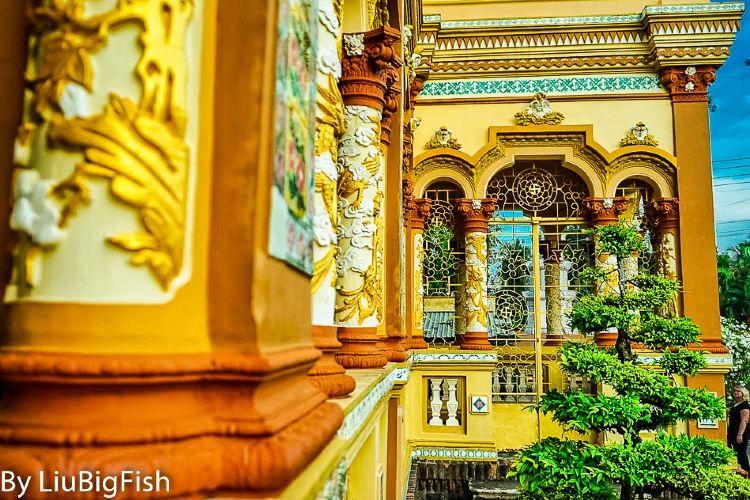 Vinh Trang Pagoda4