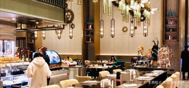 參咖啡自助餐廳·長春香格裡拉大酒店1