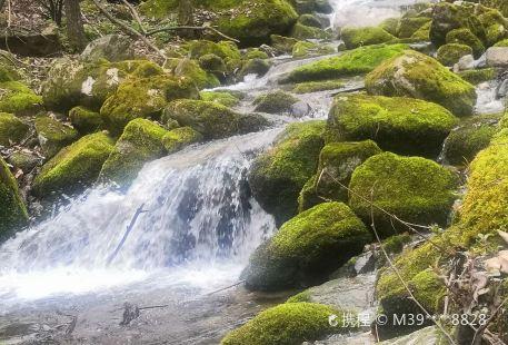 Doumu Waterfall