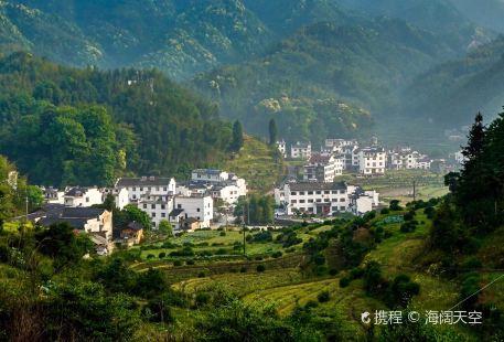 Baijiyuan Ecology Sceneic Area