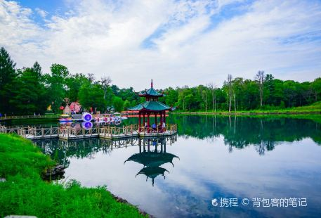 露水河國家森林公園