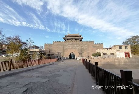 South Gate of Dingzhou