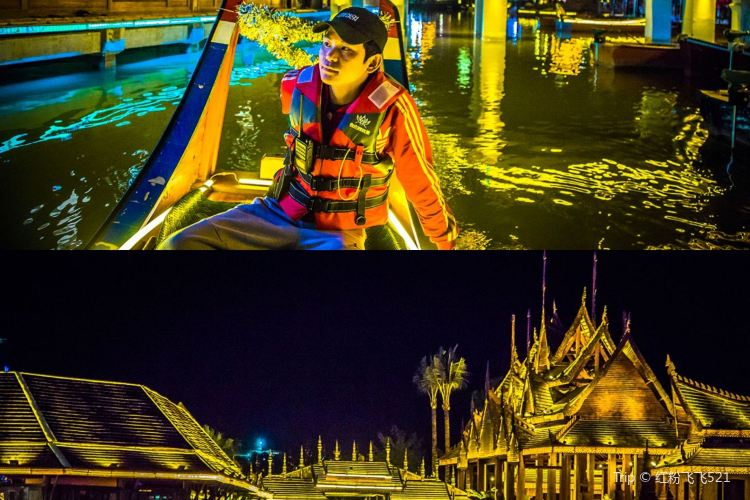 湄公河·六國水上市場3