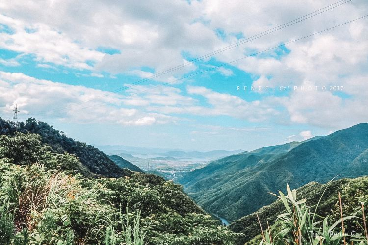 衢山島風力發電場觀光平臺1