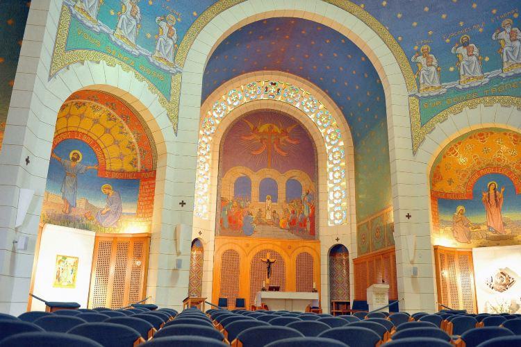 ガリカントゥの聖ペテロ教会2