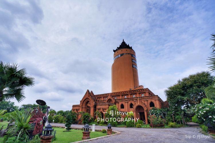 Bagan Nan Myint Tower4