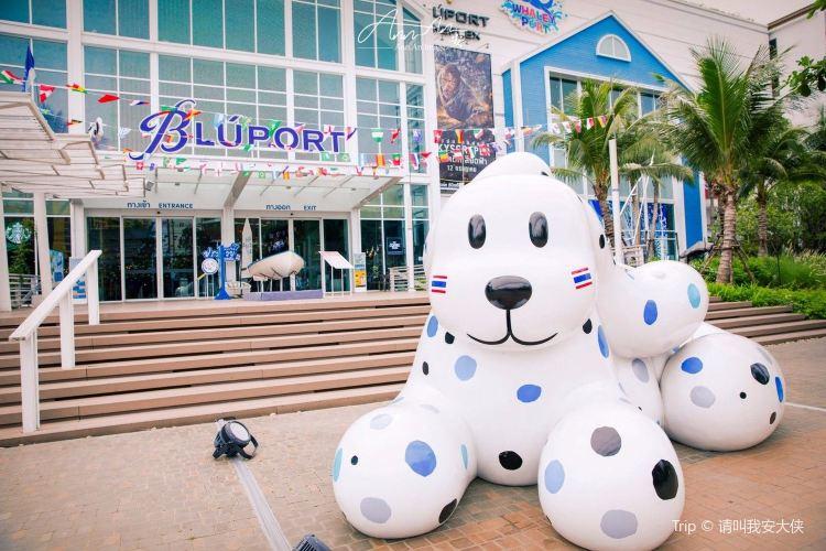 华欣蓝港购物中心1