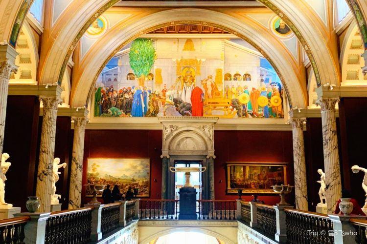 瑞典國家博物館1
