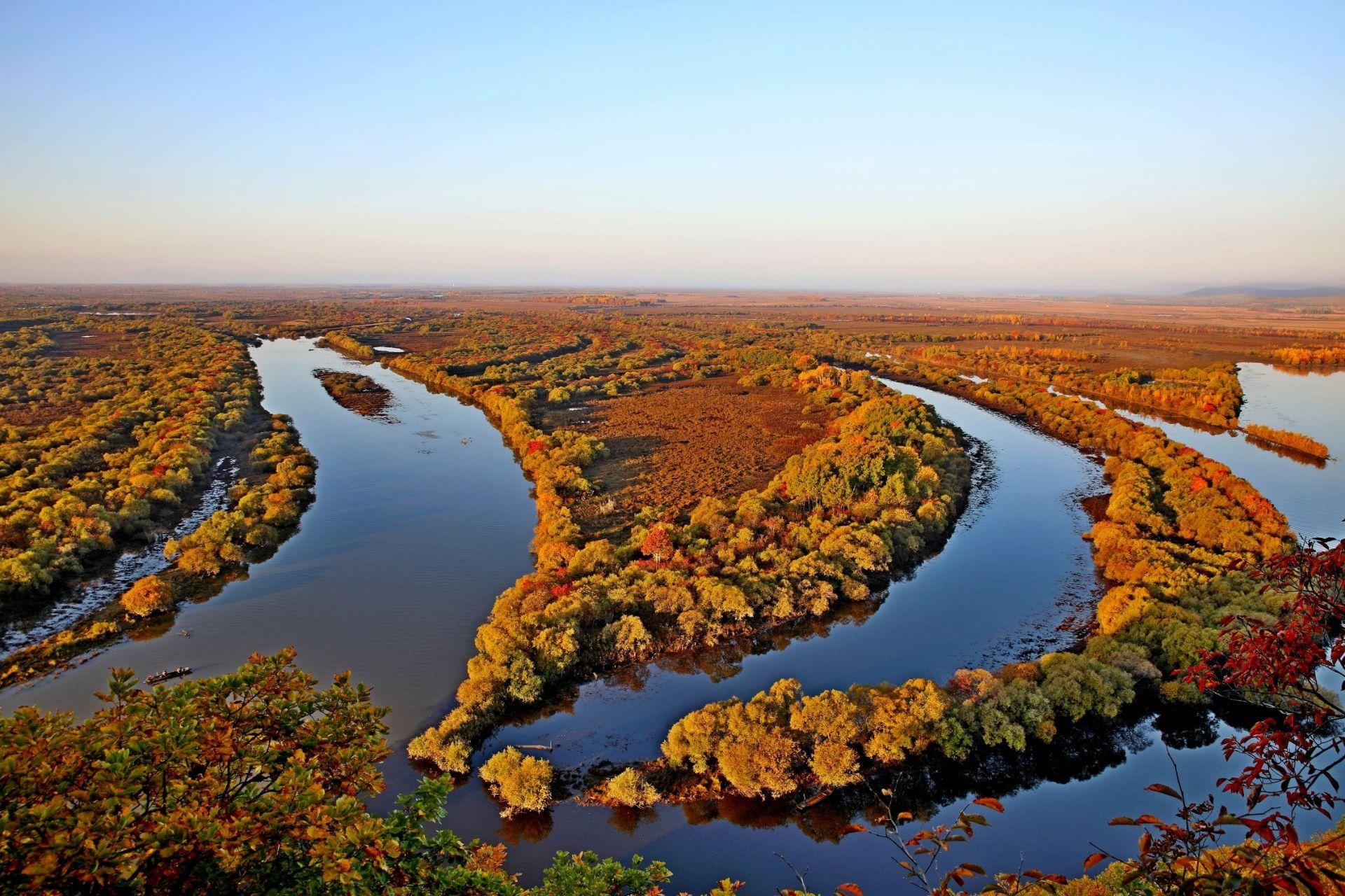 Honghe Nature Reserve