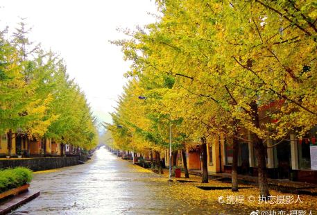 韶關南嶺紅沙漠景區