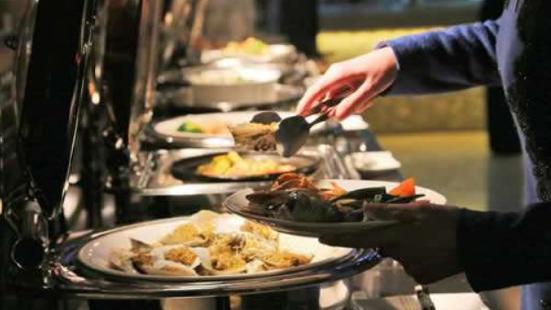 乾坤國際大酒店餐廳