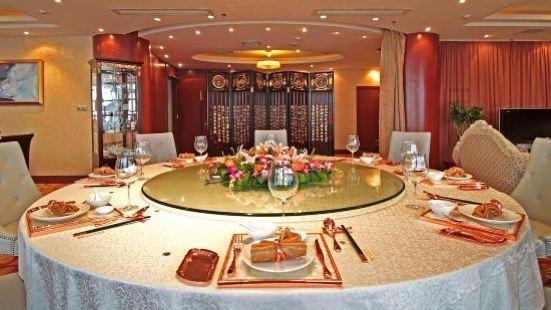 金陵飯店自助餐廳