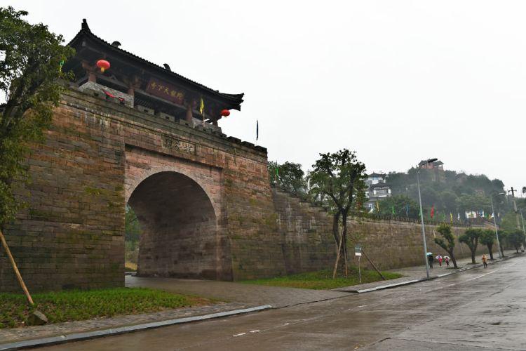 Shenlong Mountain Ba People's Castle3