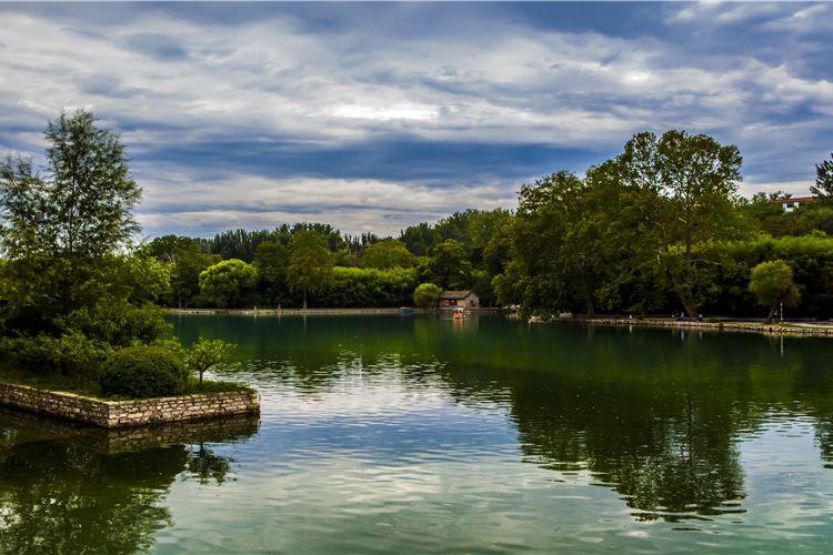 Laolongwan Scenic Resort4